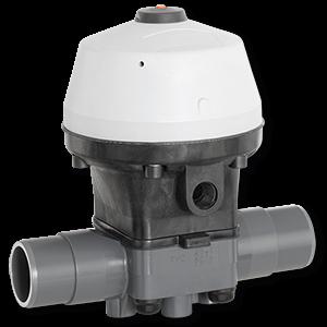 Мембранный клапан из пластика GEMÜ R690
